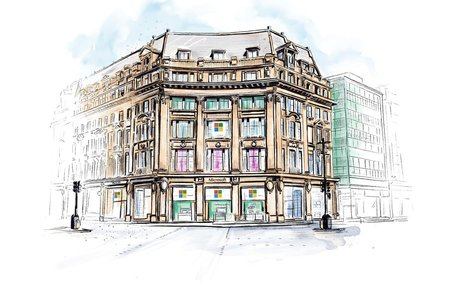 BRAND HIGHLIGHTS // Microsoft Unveils Details Of London Flagship Store