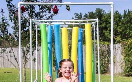 DIY Sprinkler Relay