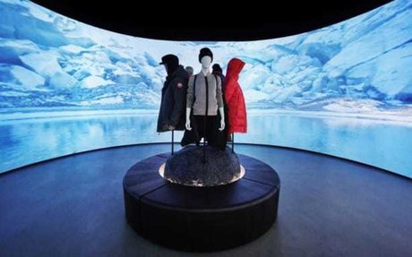 BRAND HIGHLIGHT // Canada Goose Opens a Experiential Store