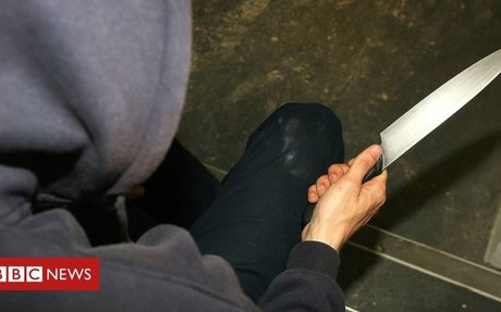 Knife crime 'linked to council cuts'