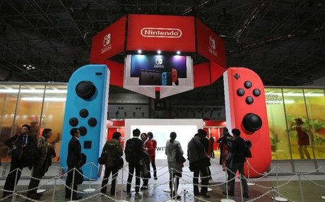 Nintendo's game revenue tops $1B — here are its big sellers