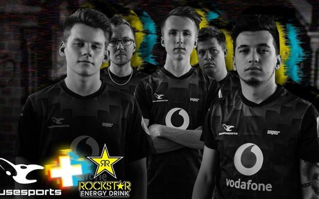 Rockstar Energy Drinks Gets Into Esports Sponsorships