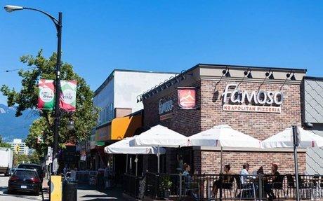 Famoso Italian Pizzeria + Bar Expanding in Greater Toronto Area