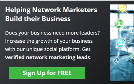 Network Marketing Social Platform