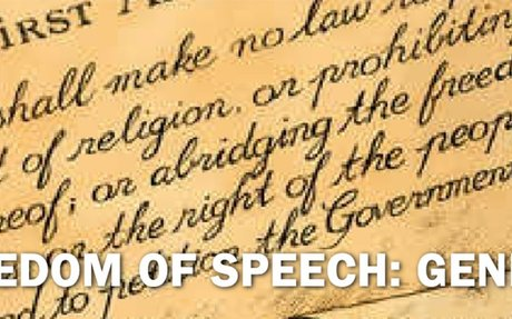 Freedom of Speech: General - Bill of Rights Institute