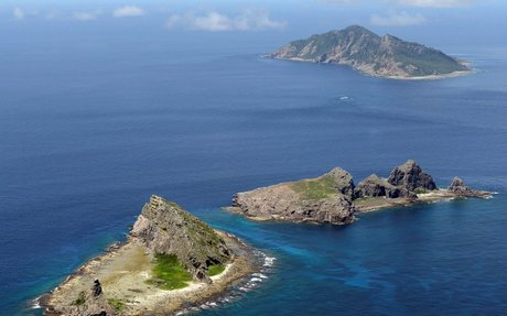 Risk of U.S.-China confrontation in the East China Sea