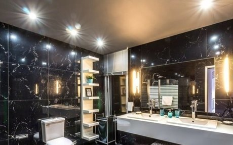 Electric Bathroom Scrubber - Power Scrubbers for Bathrooms - Tackk