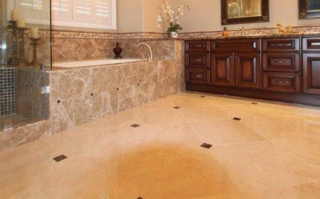 Bathroom Floor Tile - Bathroom Flooring Ideas | WestsideTile.com