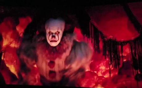 PENNYWISE DANCIN (dont like pennywise? dont watch then)