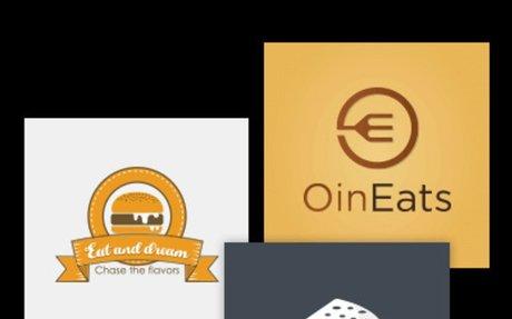 Restaurant Logo Design, Modern Restaurant Logo Design - ProDesigns