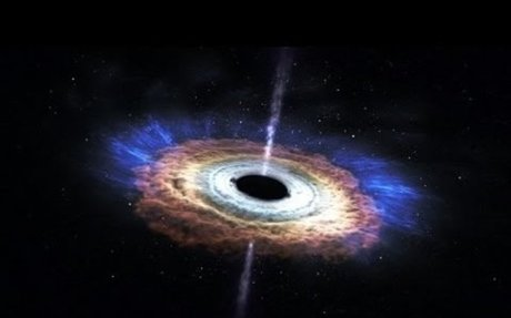 Black hole breakthrough found on earth