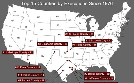 Where the Death Penalty Still Lives
