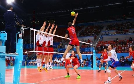 Volleyball - Bright Future