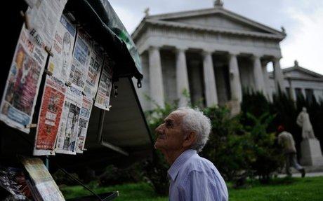 Explaining Greece's Debt Crisis