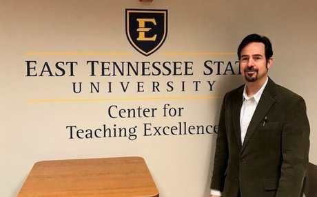 Featured Teacher: Dr. Ryan Nivens