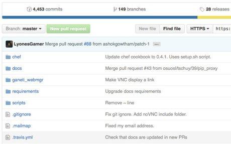 Ganeti Web Manager on GitHub