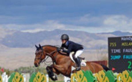 Horse Shows: HITS Coachella Desert Circuit Week VII Wrap Up