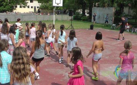 SzM Fitness - Nádasdy nyári tábor - 2016. 07. 06.