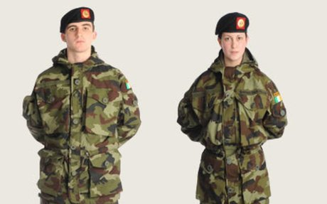 Ireland Military