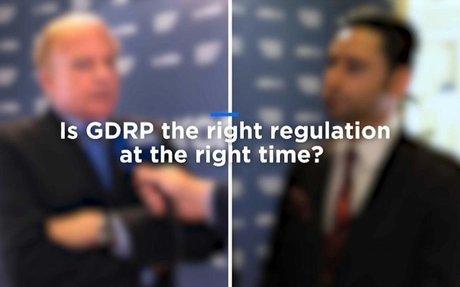 EBS: European business leaders talk GDPR, data and Facebook