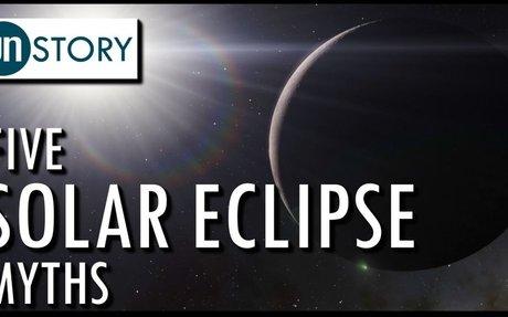 5 Solar Eclipse Myths