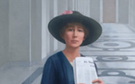 1. Jeannette Rankin. US house of reperesentaatives