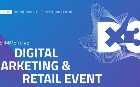 Dx3 Conference Releases Impressive 2018 Speaker Lineup