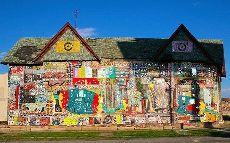 Point of Origin: Mapping the Arts in Detroit