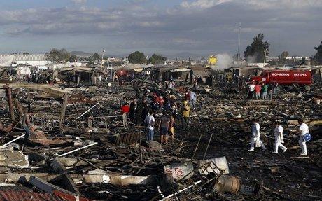 海外矿投网、众筹、矿业项目 OMINET - 全球不安宁!墨西哥发生爆炸29人丧生 黄金直线拉升
