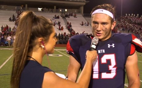 Sports Talk - McKinney Boyd vs Wylie