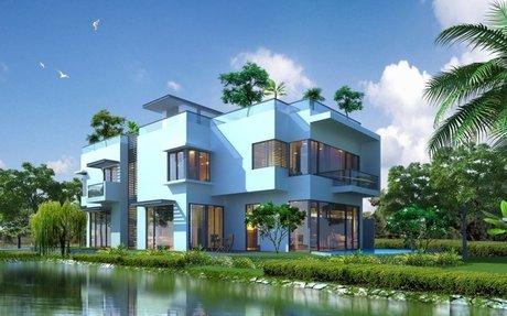 Dự án Pearl Riverside Giang điền
