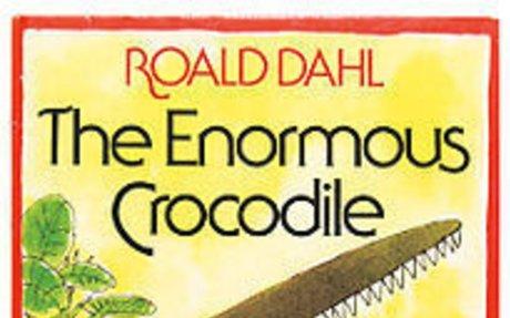 The Enormous Crocodile - Wikipedia