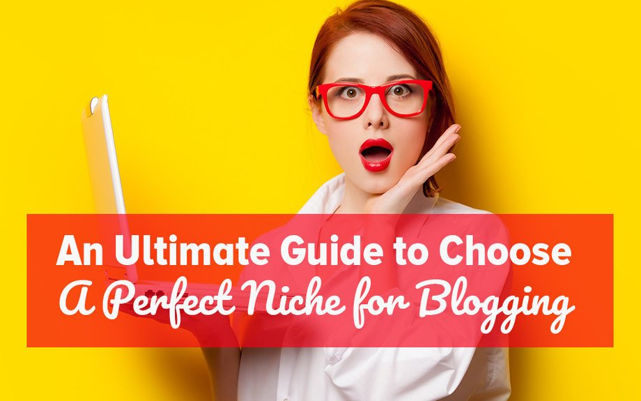 An Ultimate Guide to Choosing A Perfect Niche for Blogging