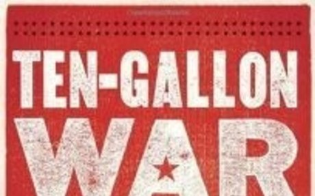 Nonfiction Book Review: Ten-Gallon War:  The NFL's Cowboys, the AFL's Texans, and the Feud