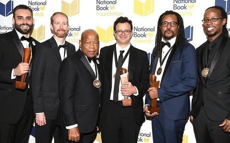 The National Book Awards Make a Powerful Statement