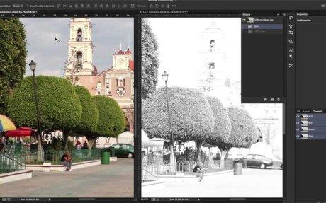 Color Profiles in Photoshop: GCR