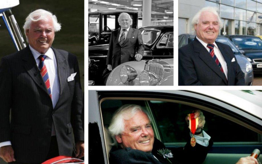 Sir Arnold Clark 1927- 2017: How Glasgow man became Britain's first billionaire car dealer