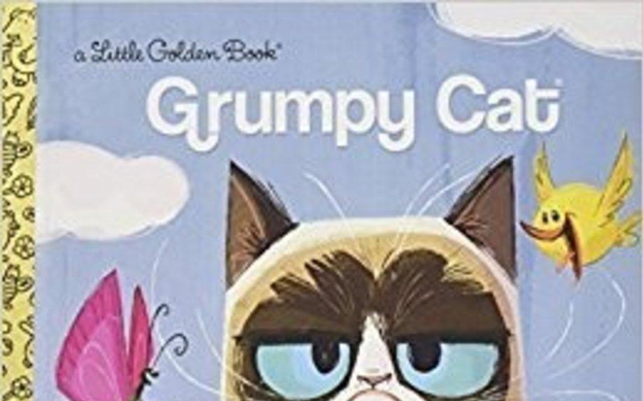 The Little Grumpy Cat that Wouldn't (Grumpy Cat) (Little Golden Book): Golden Books, Steph