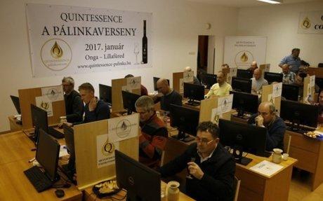 Quintessence Pálinkaverseny - Jön az újabb megméretés