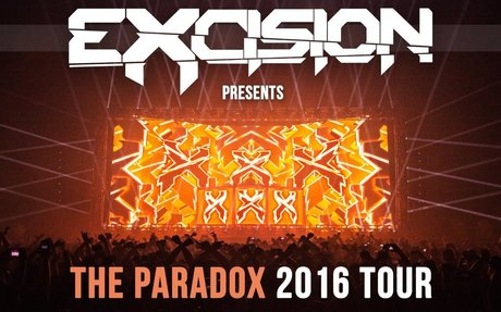 EXCISION - THE PARADOX 2016 TOUR (Official Tour Trailer)