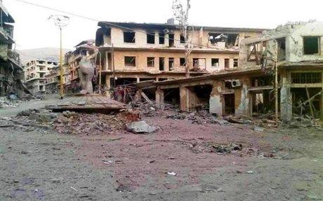 حزب الله يكرر قصف الزبداني ومضايا.. والمعاناة الإنسانية تعود من جديد