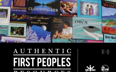 Authentic First Peoples Resources (K-9) - FNESC