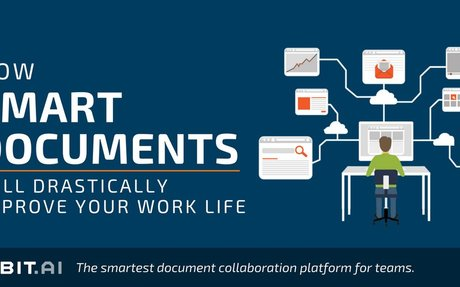 How Smart Documents Will Drastically Improve Your Work Life