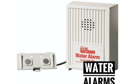 Glentronics, Inc. BWD-HWA Basement Watchdog Water Sensor and Alarm - Household Alarms And