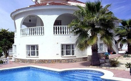Brukt » Villa » Rojales » Ciudad Quesada - PRIUS 350.000.- EURO