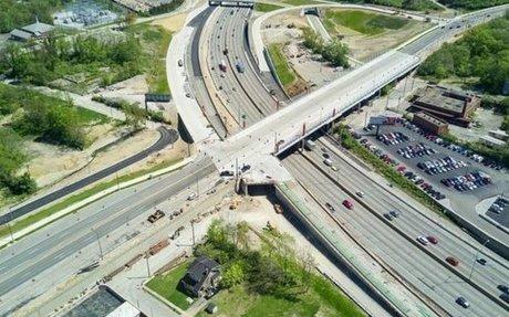 CINCINNATI: I-71 MLK Interchange: Under budget, opening late, potentially transformative