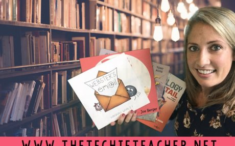 5 Reasons to Use Picture Books to Teach Digital Citizenship