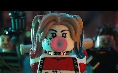 Suicide Squad IN LEGO!