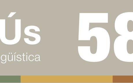 Llengua i Ús. Revista Tècnica de Política Lingüística.