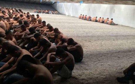 Dos presos em Santa Cruz, 139 não eram alvo de investigação, aponta relatório